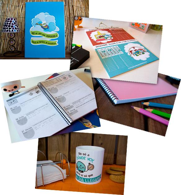 Agendas y merchandising creativo fotos productos