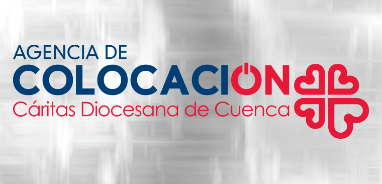 Branding Agencia de colocación de Cáritas Diocesana de Cuenca