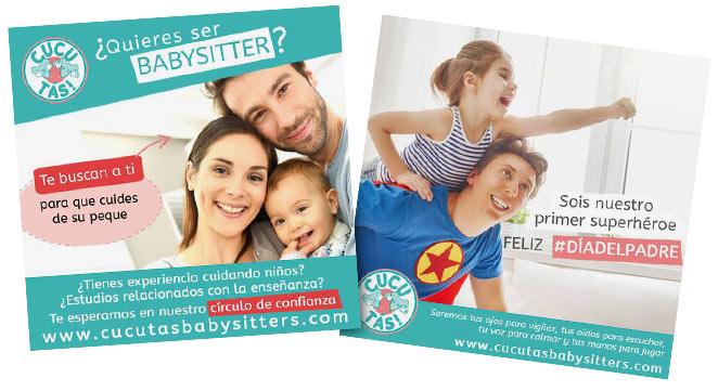 Cucu Tás! Babysitters publicaciones Facebook
