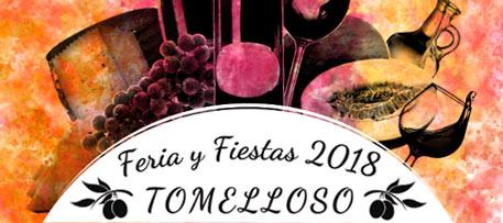 Creación de imagen para los elementos de difusión y promoción de la Muestra Agroalimentaria de Tomelloso 2018