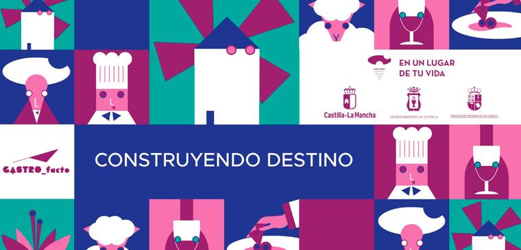 Vídeo para las esperas entre ponencias de Culinaria 2019