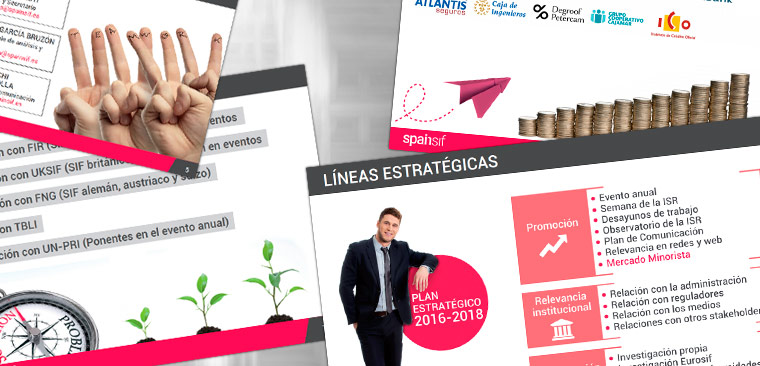 Presentaciones corporativas Spainsif
